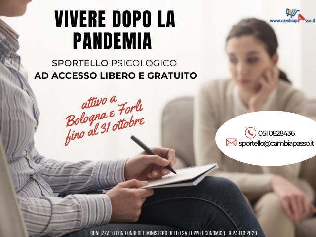 Covid e attacchi di panico: il webinar di Cambiapasso